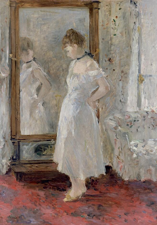 La Psyché, Berthe Morisot