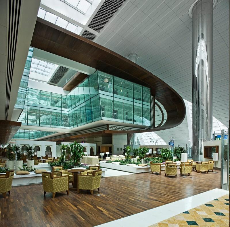 British airways am liore son salon affaires dubai for International decor dubai