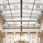 """Dans une capitale surnommée le """"Paris d'Amérique du Sud"""", le Sofitel joue la carte française au sein d'un gratte-ciel Art Déco revisité par Pierre-Yves Rochon."""