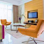 Les résidences, solution pratique dans le cadre d'expatriation. Ici, le Frasers Place Kuala Lumpur.