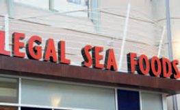 Boston Seaport - Restaurants