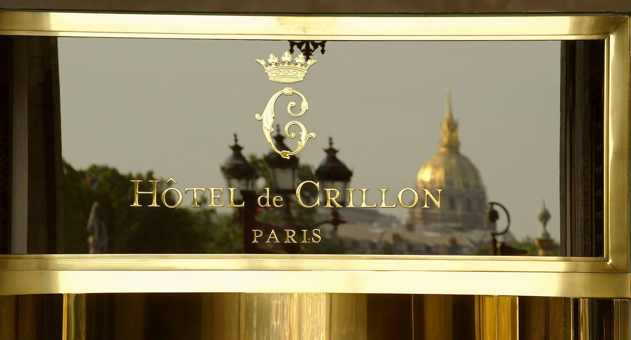 L H 244 Tel De Crillon Porte D Entr 233 E Prestigieuse Pour Rosewood En France