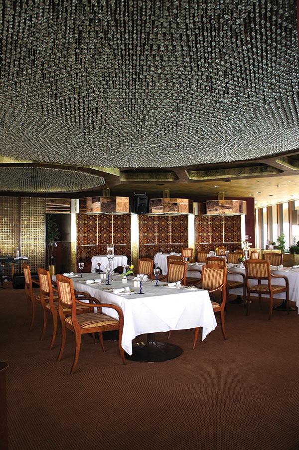 Doyen de l'hôtellerie affaires à Doha.