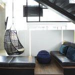 Le groupe canadien Germain décline à travers ses hôtels ALT un style boutique à des prix avantageux, comme ici à Toronto. Un concept très eco-friendly et directement destiné à la clientèle d'affaires.