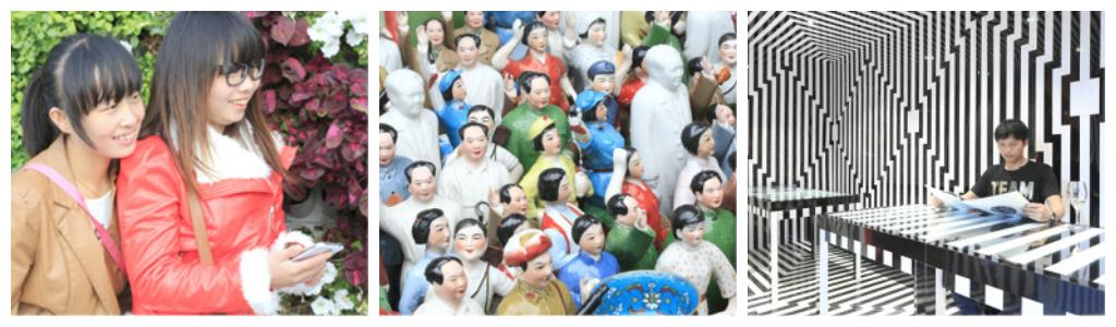 Longtemps montrée du doigt sous Mao pour ses libéralités et son regard un peu trop tourné vers l'Occident, Shanghai est entrée sans attendre dans le XXIe siècle. Galeries design, soif de consommer : le phare de l'économie chinoise affiche sans réserve sa nouvelle modernité.