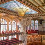 Le Palau de la Musica catalana
