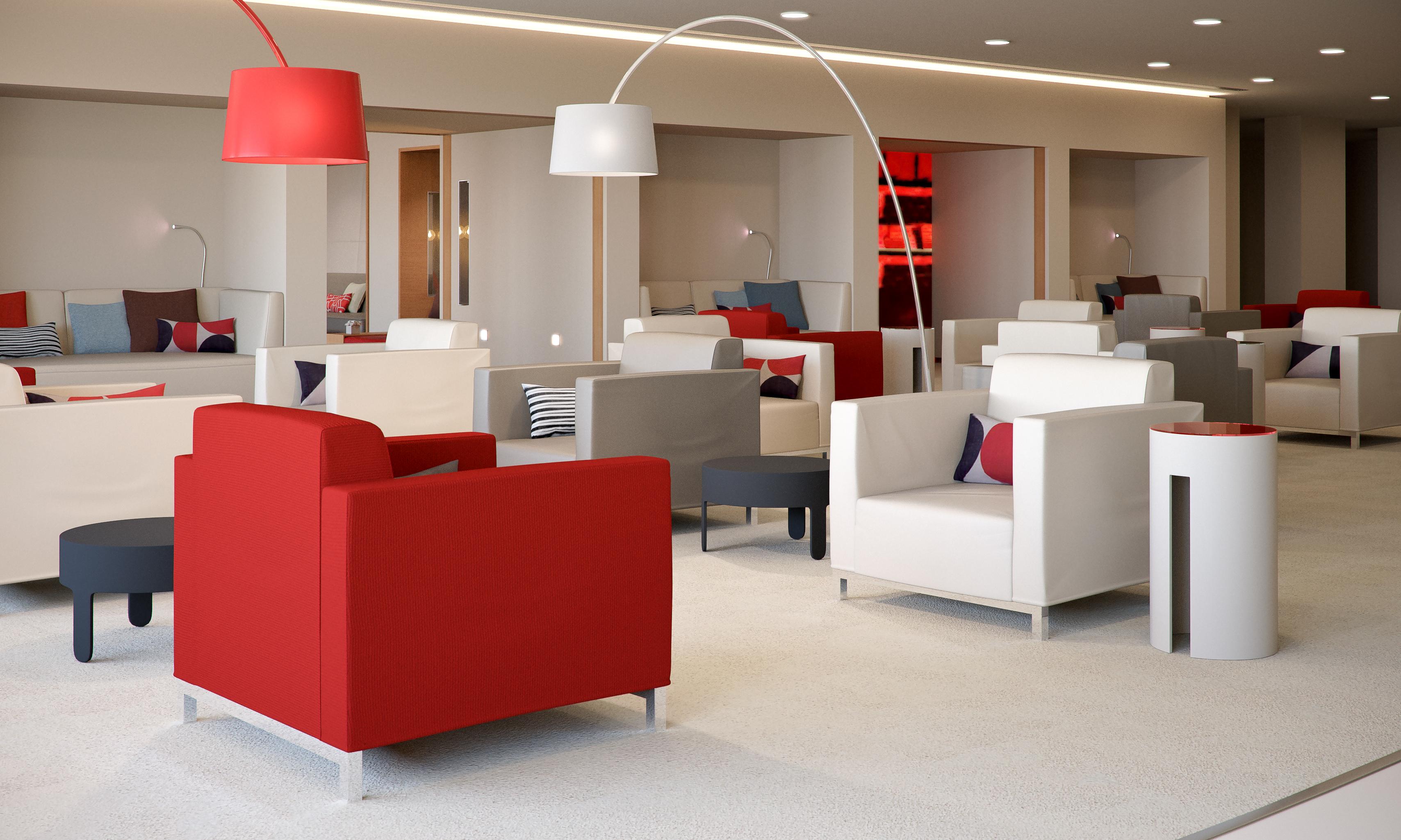 air france le salon la premi re sacr par skytrax. Black Bedroom Furniture Sets. Home Design Ideas
