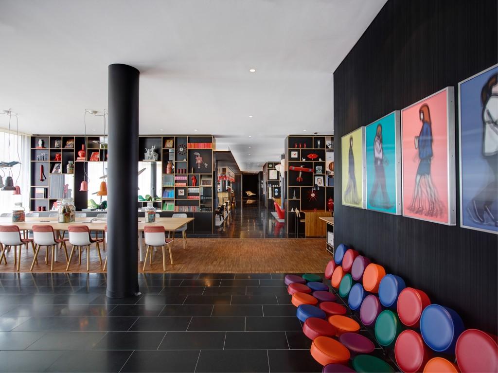 citizenm destination paris gare de lyon. Black Bedroom Furniture Sets. Home Design Ideas