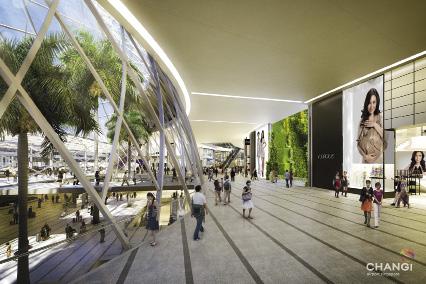 L'aéroport qui a réinventé l'aéroport : Singapour Changi, ouvert en 1981, a été la première plate-forme au monde à concevoir le parcours du passager comme celui d'un hôte. D'où l'idée de faire de Changi une aéroville avec ses boutiques, ses espaces verts, ses hôtels de transit, ses espaces de massage, sa piscine de plein air, ses jardins en terrasses, ses restaurants, ses espaces de jeux… Plus de 30 ans après, l'aéroport a conservé cette philosophie et reste l'un des meilleurs d'Asie, alliant efficacité et confort. S'y est même ajoutée une touche d'architecture contemporaine avec la rénovation des aérogares 1 et 2 et l'inuaguration du tout récent terminal 3. Malgré l'expansion de ses aérogares, Singapour garantit toujours des transferts rapides (moins de 60 minutes) notamment vers toute l'Asie du Sud-Est – en particulier vers la Malaisie et l'Indonésie – ainsi que vers la Chine et l'Australie/Nouvelle Zélande.