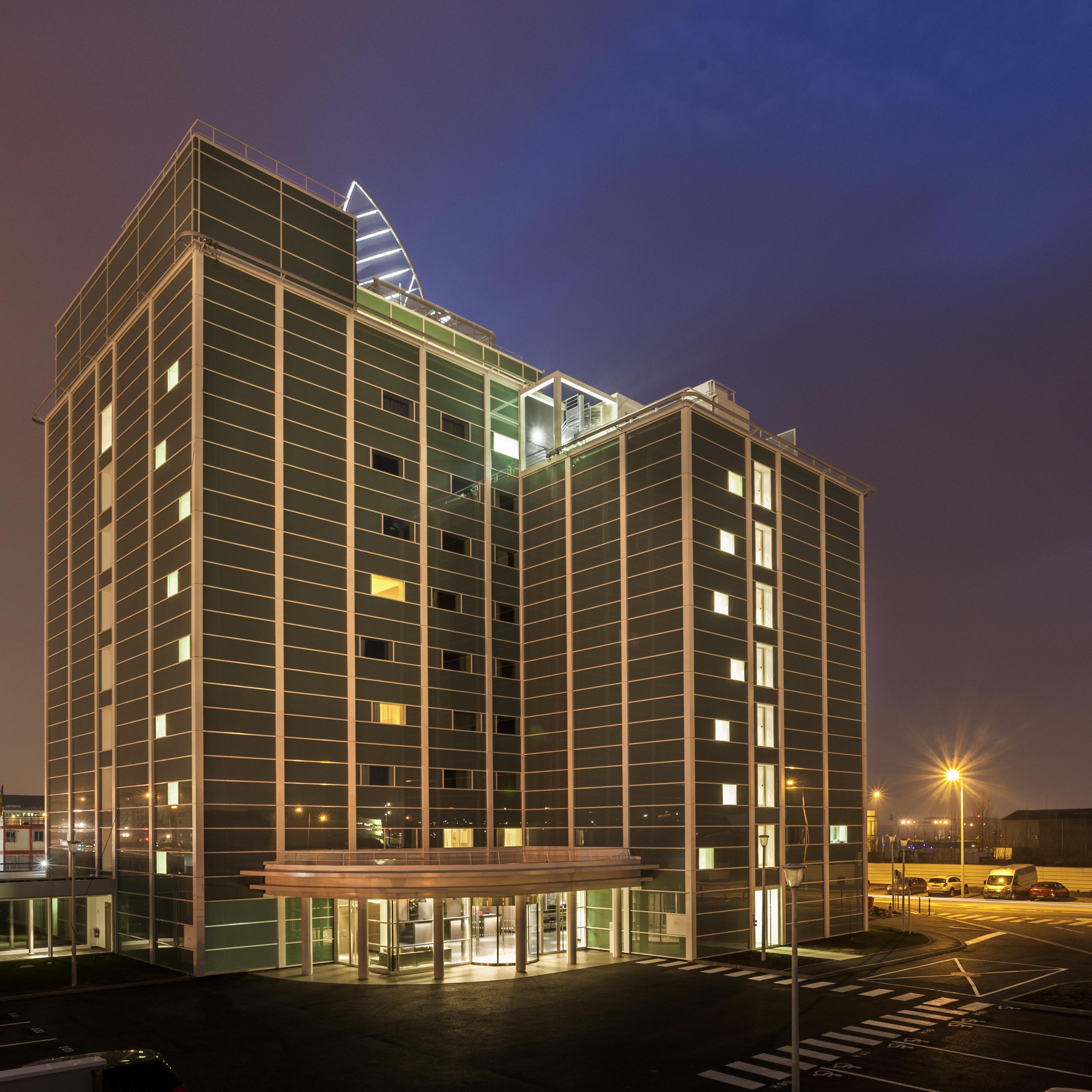 Le nouvel hôtel AC, au Bourget