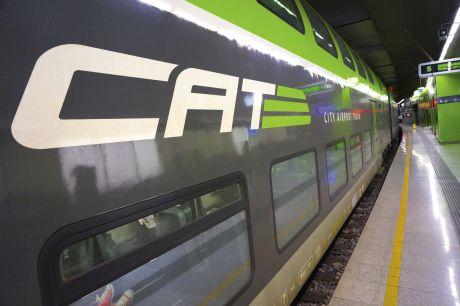 Le City Airport Train rejoint le centre de Vienne en un peu plus de 15 minutes.