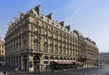 L'hôtel Hilton Paris Opéra, inauguré ce mois-ci (DR)