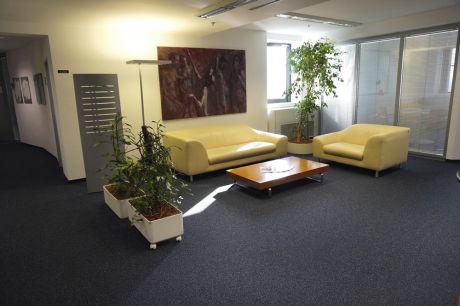 Le First Business Center, parmi les centres d'affaires présents à Vienne DC.