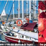 Le port de Bodrum se donne à l'été des allures de St Tropez.