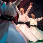 Le sema, danse mystique des derviches et tournoiement spirituel vers l'Unité.