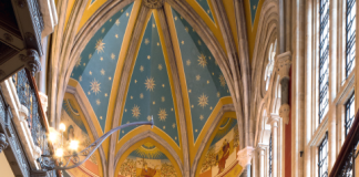 Malgré ses airs néogothiques, le Renaissance Saint Pancras n'accueille pas ses c