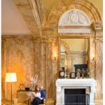 2 — Le Café Royal, une ancienne brasserie de Regent Street fréquentée en son temps par Oscar Wilde et réécrite en hôtel de luxe.