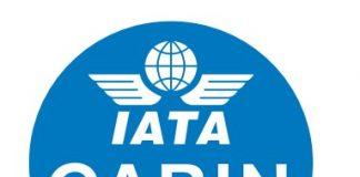 """Le logo """"IATA Cabin OK"""""""