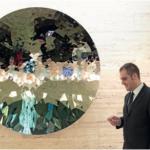 L'élégance sobre du Park Hyatt, signée Ed Tuttle, est relevée par de nombreuses oeuvres d'art, d'Anish Kapoor notamment.