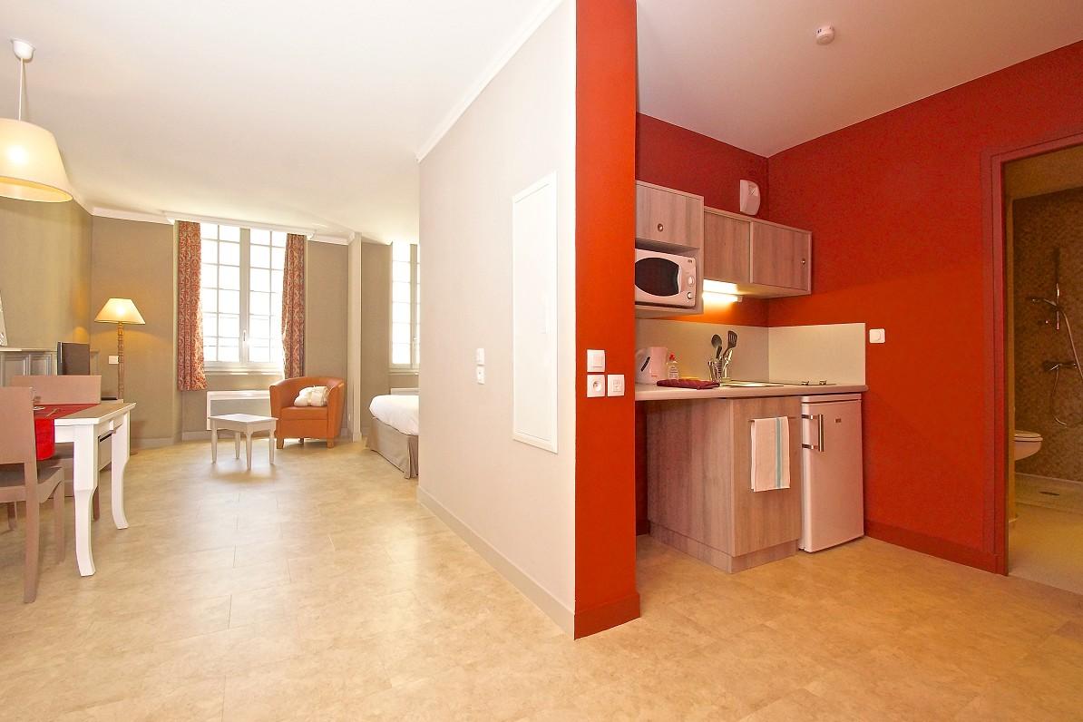 Un logement en location à Nantes sur le site de Morning Croissant