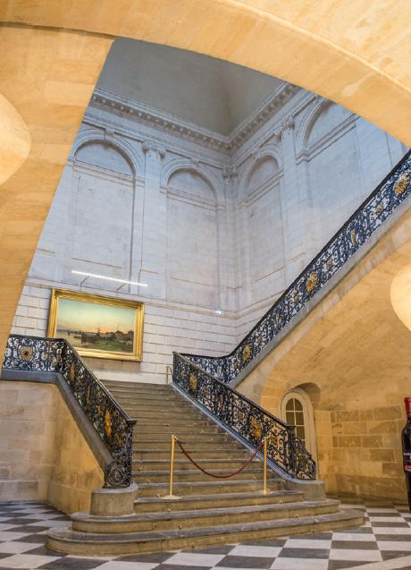 Le palais de la Bourse, pour l'histoire…