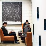Lieu phare de Roppongi, le Grand Hyatt multiplie les services à destination des voyageurs d'affaires.