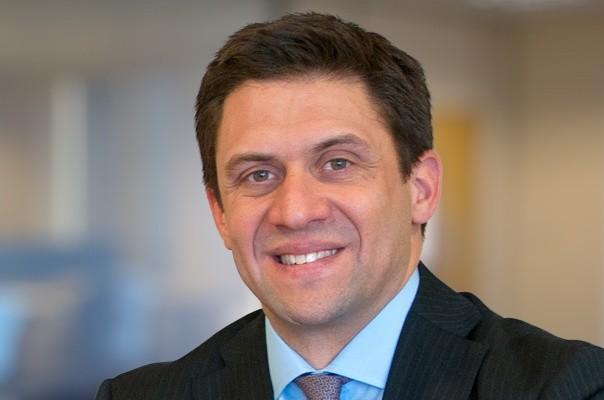 Rob Greyber, Président d'Egencia