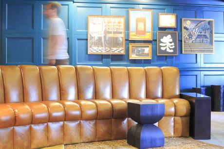Ouvert à l'été, le Buchanan interprète l'esprit des boutiques-hôtels Kimpton avec une touche japonisante.