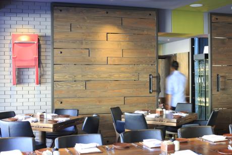 Lure + Till, un restaurant tout en créativité au sein d'un des hôtels les plus hip de Palo Alto, l'Epiphany.