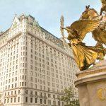 Le Plaza Hotel, à New York