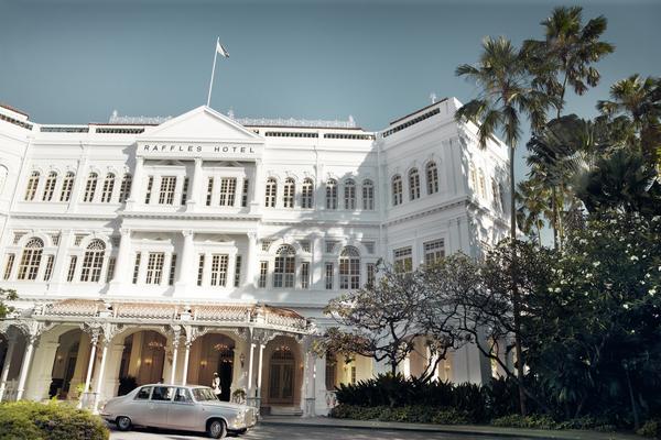 Le Raffles Hotel de Singapour (DR)