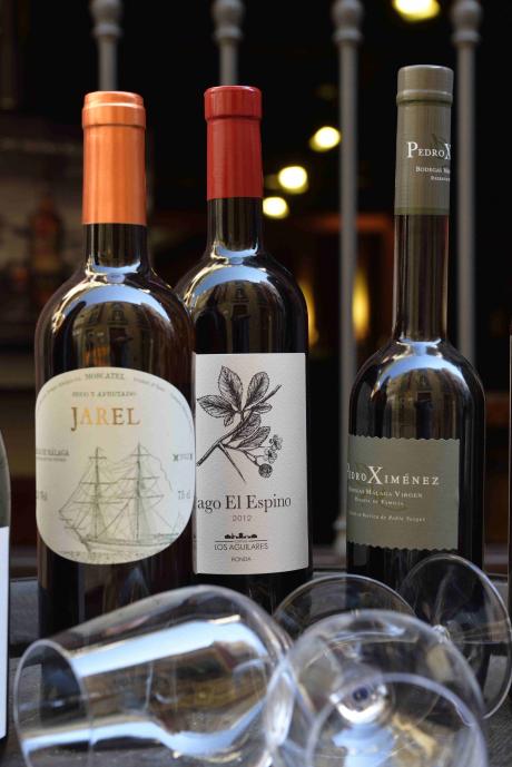 Des vins puissants ou liquoreux.