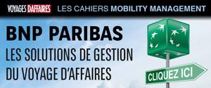Cahier mobility management BNP Paribas