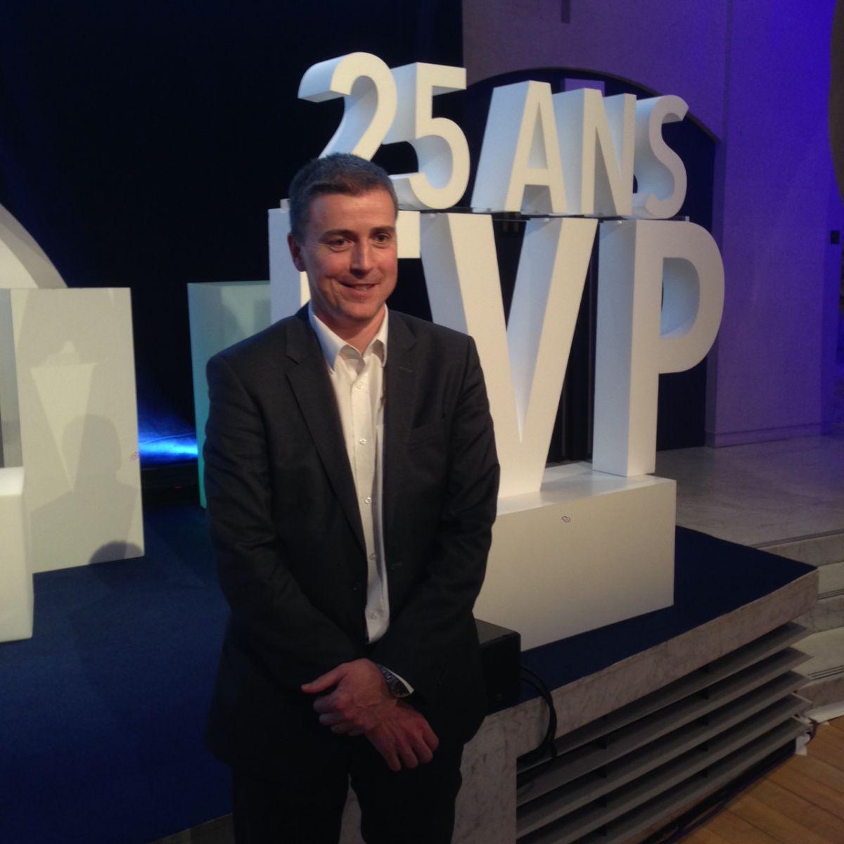 Guillaume Col, Pdg d'American Express Voyages d'Affaires (France, Belgique, Pays-Bas)
