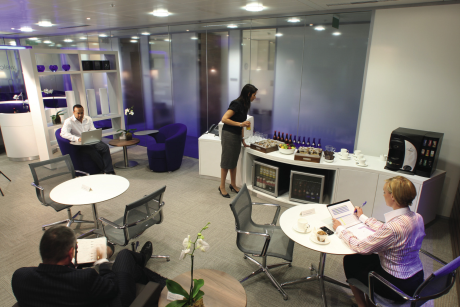 Business Lounge de Regus