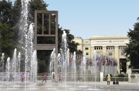 Offce des Nations-Unies à Genève (ONUG)