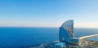 L'hôtel W Barcelona (DR)