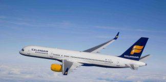 Icelandair en route vers Orly