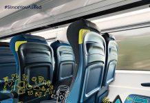 Le nouveau train e320 d'Eurostar embarque le wi-fi gratuit