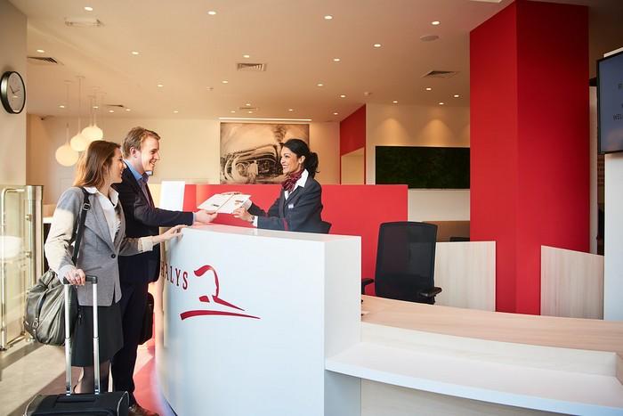 Le nouveau salon Thalys ouvre ses portes en mars à Bruxelles (DR David Plas)