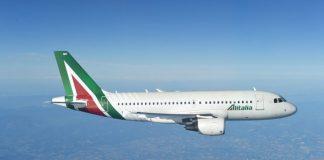 Les nouveaux vols Alitalia seront assurés en Airbus A319