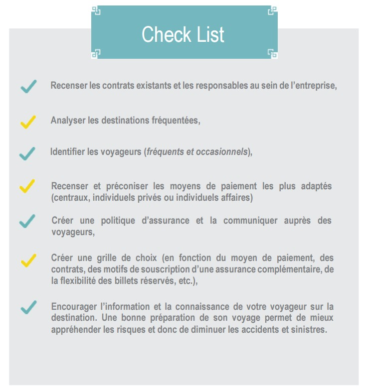 """L'AFTM va au-delà du simple constat et dresse une première """"checklist"""" du dossier assurances"""