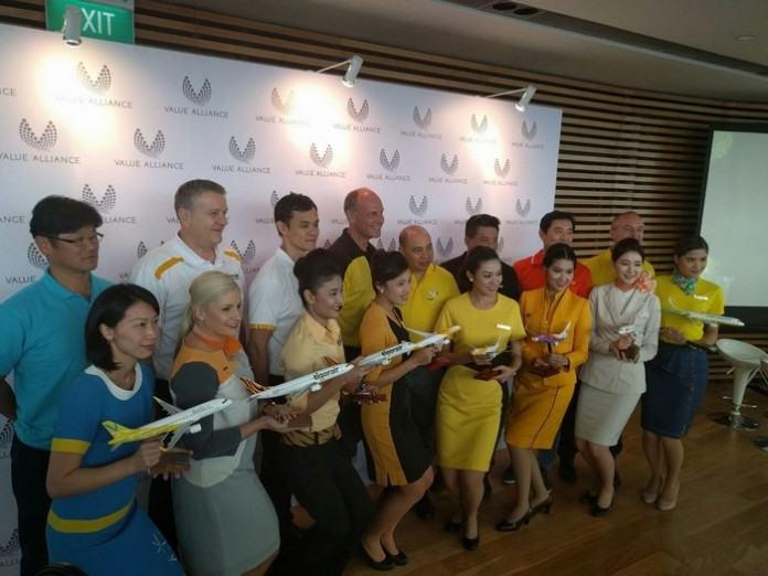 Value Alliance airlines 2016