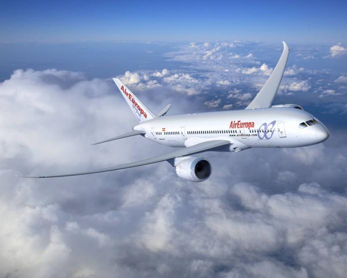 Air Europa poursuit son plan de modernisation