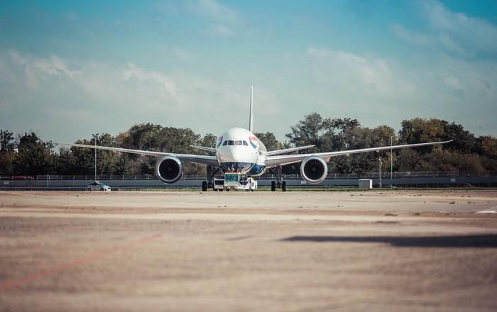 Nouveau record pour un vol British Airways : 14h40