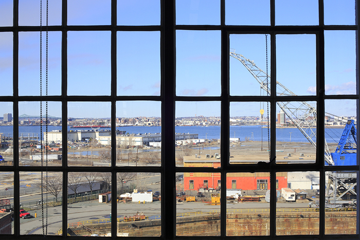 Boston Seaport Vue MassChalleng