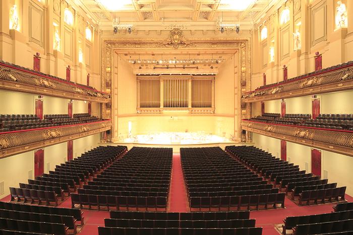 Boston Symfony Hall