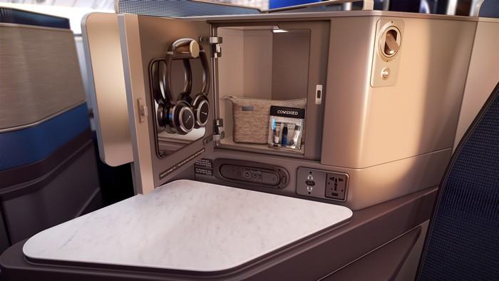 Du siège au kit d'agrément, de la literie à l'oreiller : priorité au sommeil avec la nouvelle classe Polaris