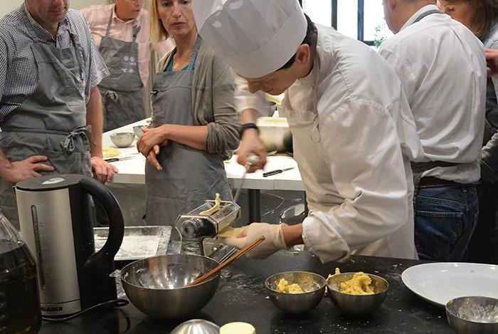 Ateliers cuisine