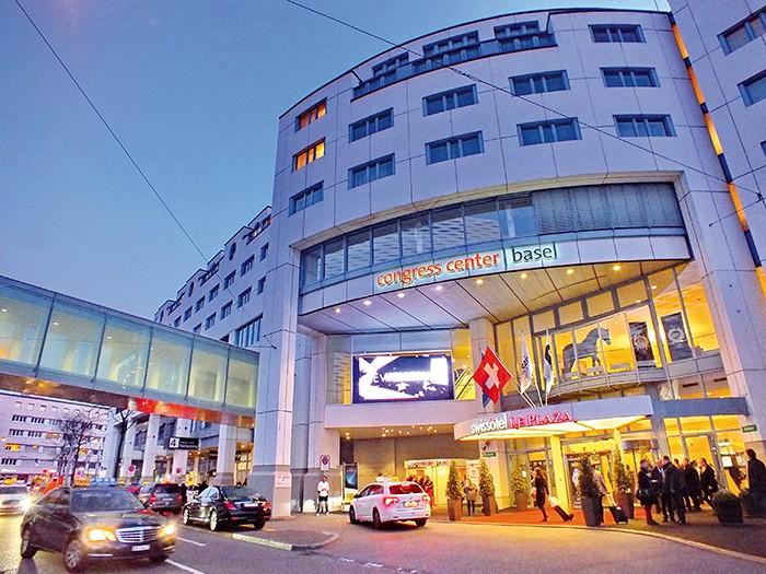 Centre des congrès de Bâle